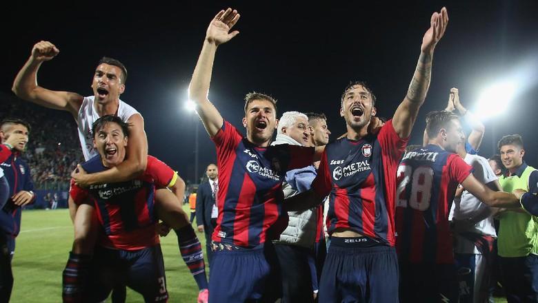 Hasil Pertandingan Liga Italia Pekan ke 38