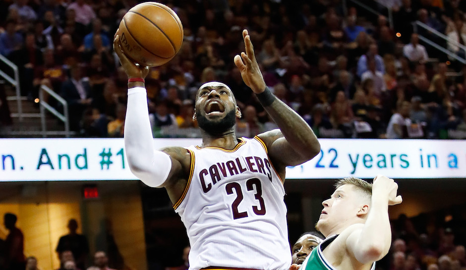 Cavaliers Masuk ke Final NBA, LeBron James Cetak Rekor