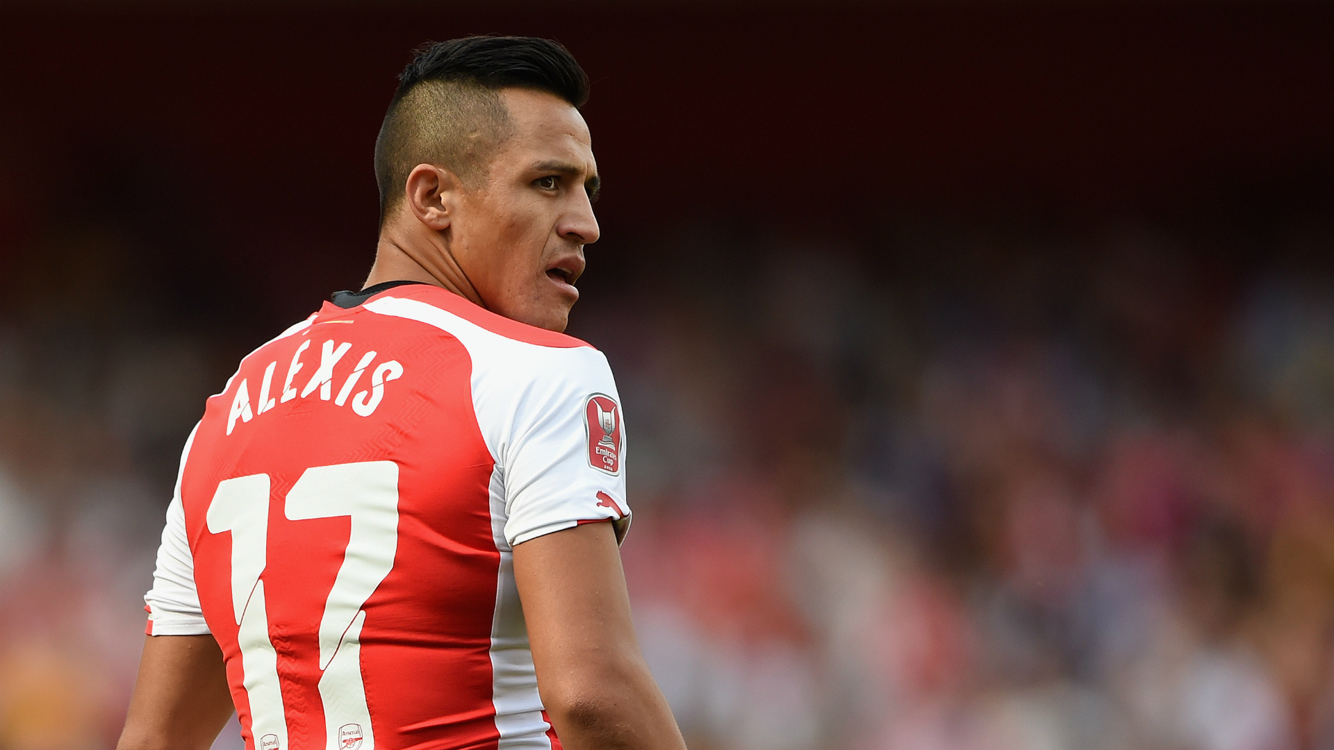 Alexis Sanchez Ingin Pindah ke City