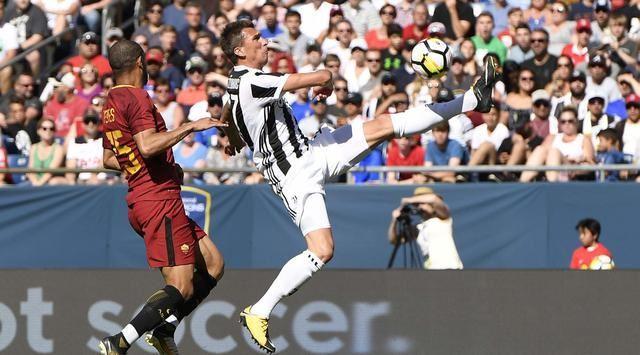 Juventus Kontra AS Roma