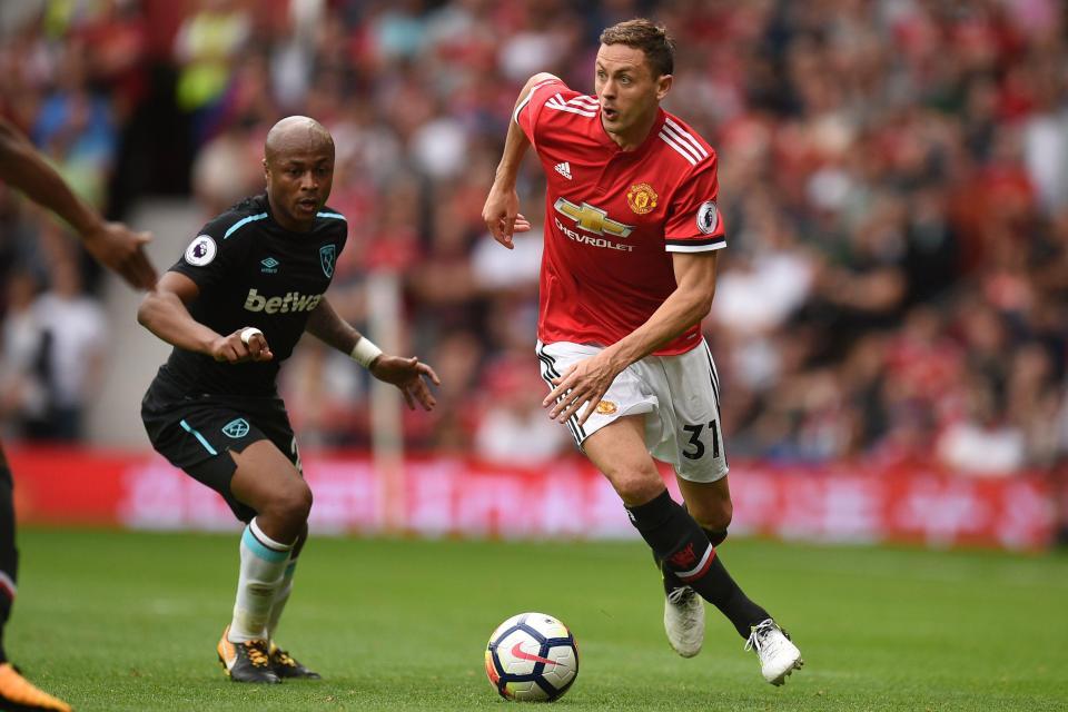 Nemanja Matic Ingin Menjadi Pemain Manchester United untuk Waktu Lama