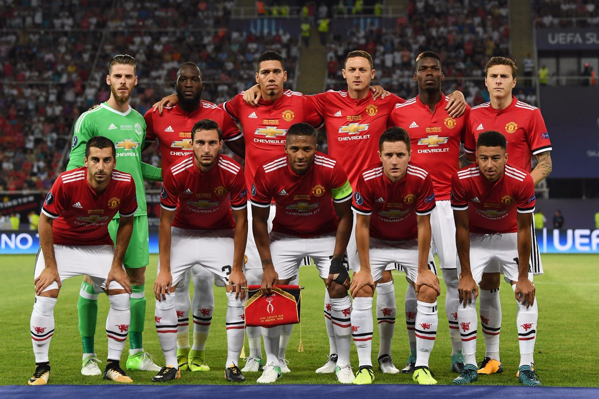 Skuat Manchester United 2017 ISports