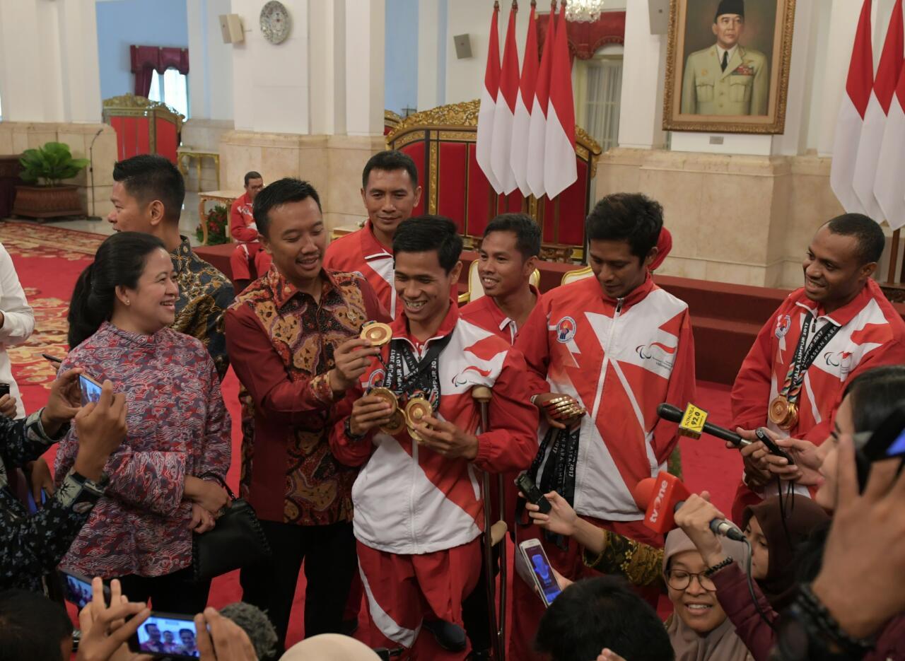 Penjelasan Kemenpora Mengapa Bonus Atlet SEA Games dan ASEAN Para Games 2017 Macet