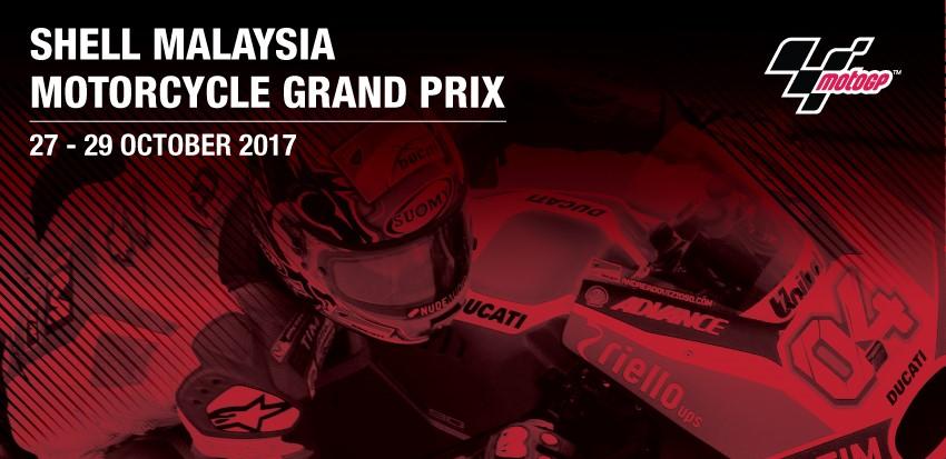 Jadwal Lengkap Balapan MotoGP Malaysia 2017