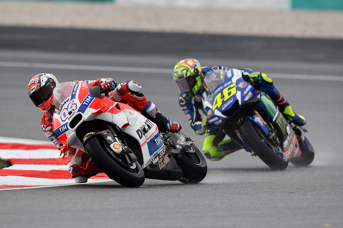 Pewarta Italia Sebut Dovizioso Sudah Sepakat Pindah ke Yamaha