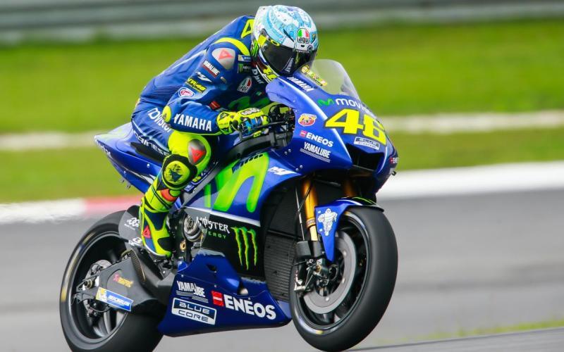 Yamaha Tak Mau Gegabah Perpanjang Kontrak Rossi