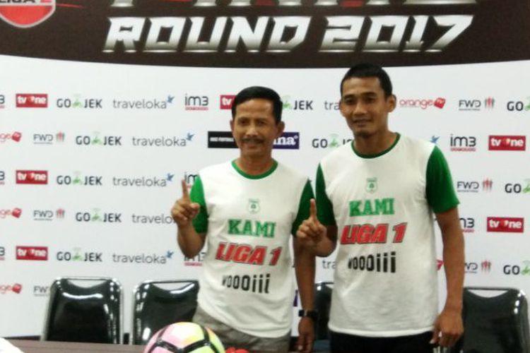 Bandung Menjadi Saksi Kepiawaian Djanur Membawa PSMS Promosi ke Liga 1