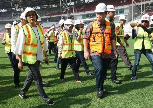 INASGOC Segera Memantapkan Konsep Upacara Pembukaan-Penutupan Asian Games 2018