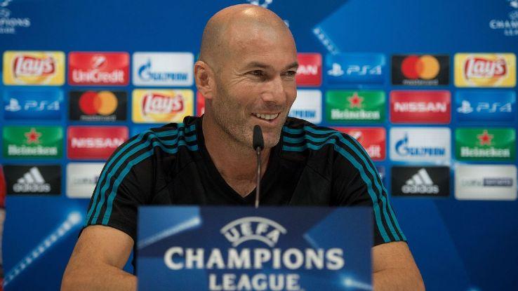Zidane Gembira Ronaldo dan Benzema Akhiri Paceklik Gol