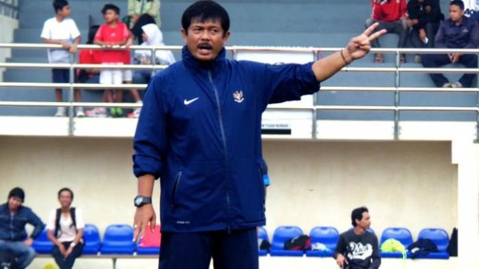 Indra Sjafri Diberhentikan Dari Posisi Pelatih Timnas U-19