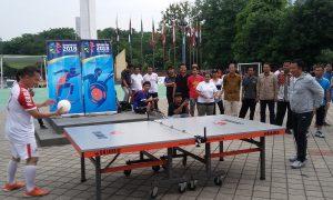 Menpora Perkenalkan Olahraga Baru Bernama Headis