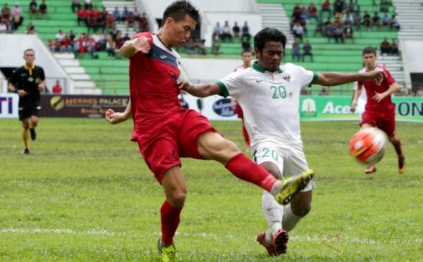 Menyerah Dari Kirgyzstan, Indonesia Gagal Rebut Tsunami Cup 2017