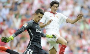 Kiper Athletic Bilbao, Kepa Arrizabalaga 24 September 2016