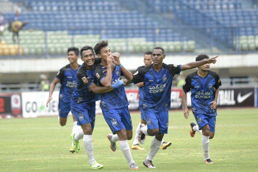 Melalui Drama 10 Gol, PSIS Pastikan Tiket ke Liga 1 Musim Depan