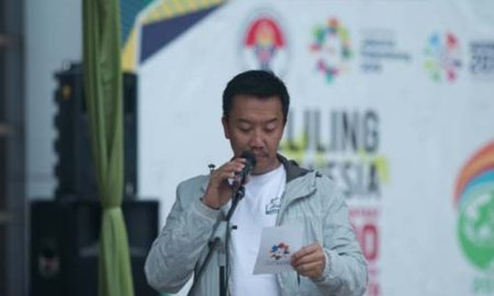 Menpora Buka Journalist Games 2017