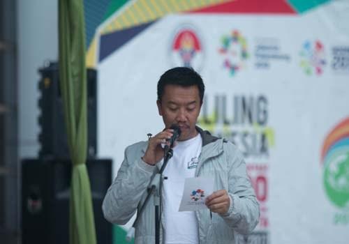 Menpora Buka Journalist Games 2017