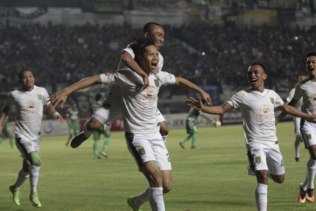 Pecundangi PSMS, Persebaya Jadi Kampiun Liga 2 2017