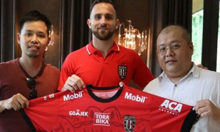 Spaso Pilih Bali United