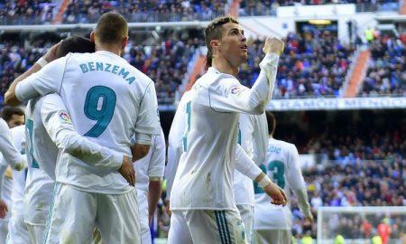 Cristiano Ronaldo 24 Februari 2018