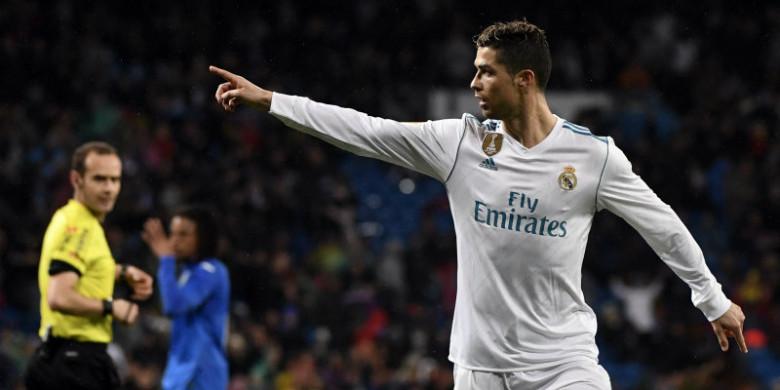 Real Madrid 3 Maret 2018