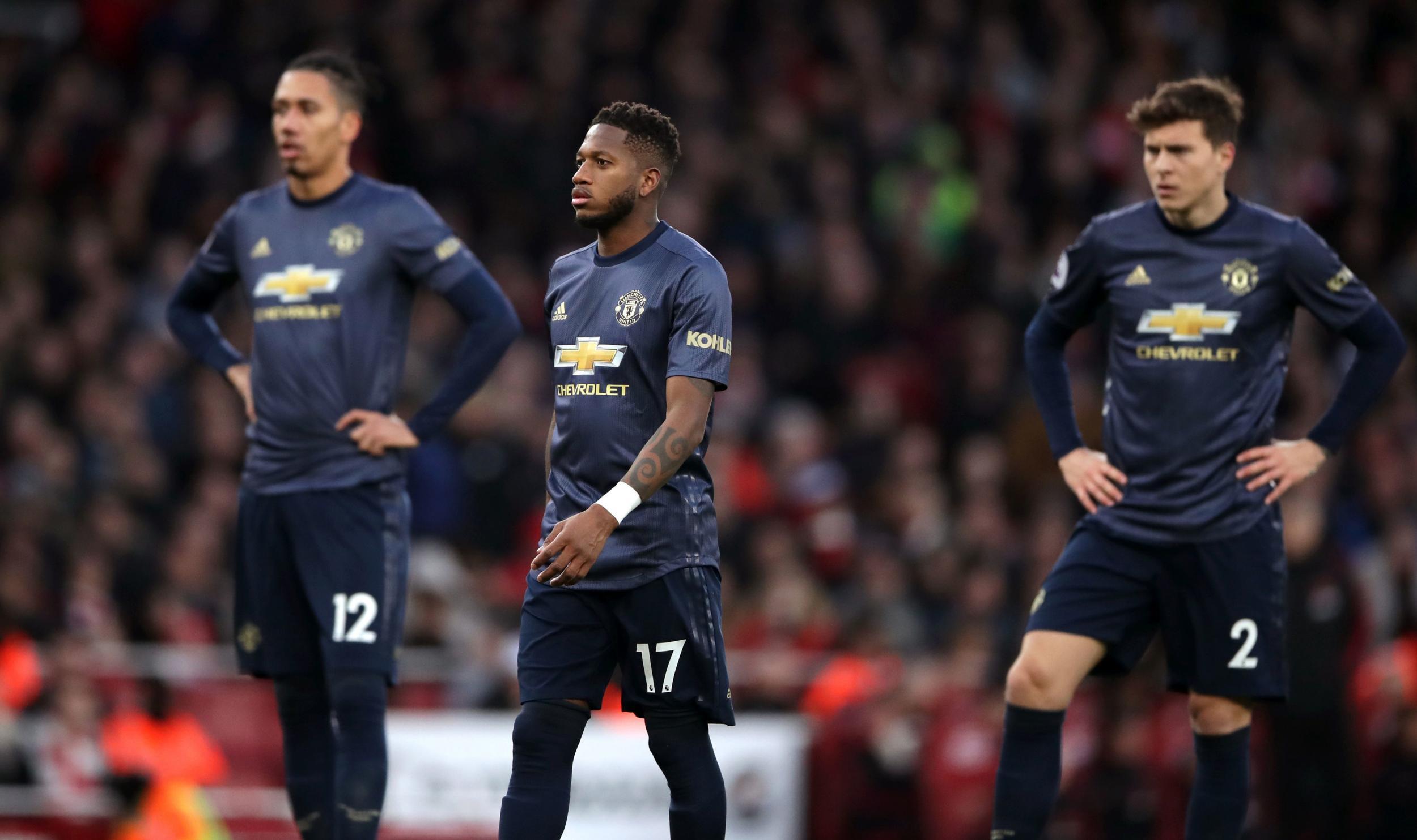 Arsenal Putus Rekor Tak Terkalahan Manchester United