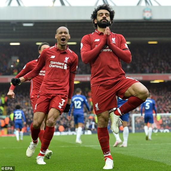 Taklukan Chelsea, Liverpool Kembali Ke Puncak Klasemen
