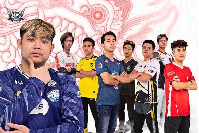 8 Tim Mobile Legends Indonesia