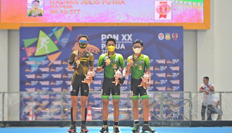 PON Papua XX 2020 , Atlet Olaraga Sepatu Roda