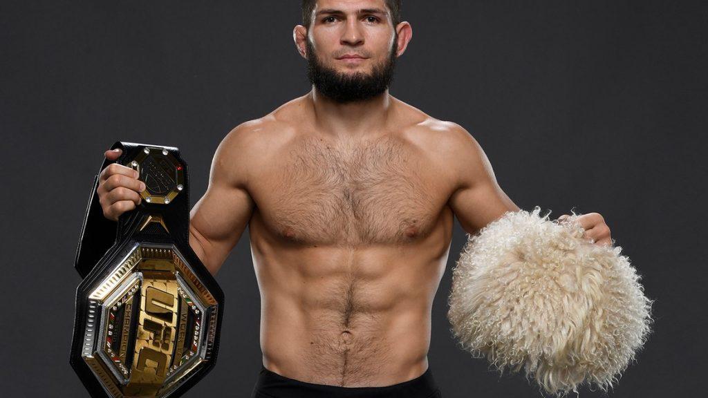 khabib nurmagomedov UFC MMA