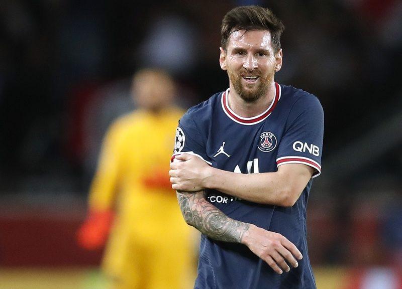 Lionel Messi PSG Newcastle United